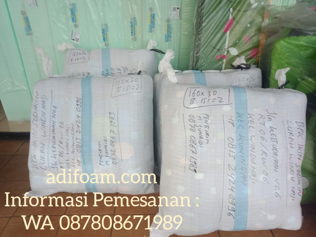 Agen Kasur Busa Inoac Murah Harga Distributor Ciwandan 087808671989